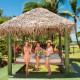 Best Resort Fiji Drinks at the hanging Day Bed