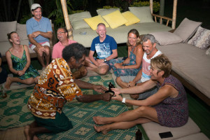 Fiji Resort Kava Time