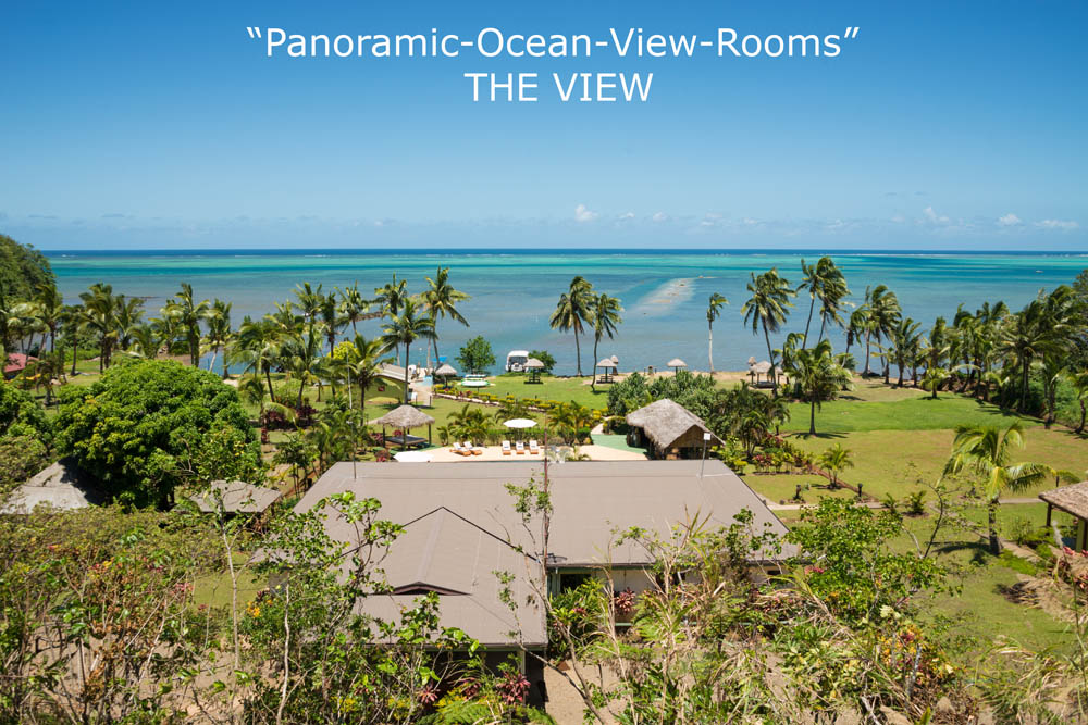 Fiji Resort Waidroka Amazing Panoramic View