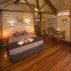 Fiji Resort Accommodation Bure Interior