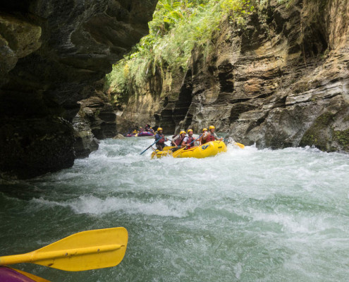 Fiji Rafting Adventure River