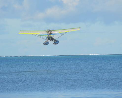 Fiji Resort Plane Waidroka
