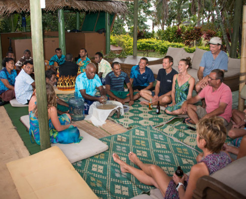 Fiji Resort Activities Kava Ceremony