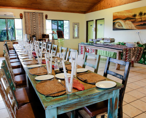 Restaurant Fiji Amazing Waidroka Resort