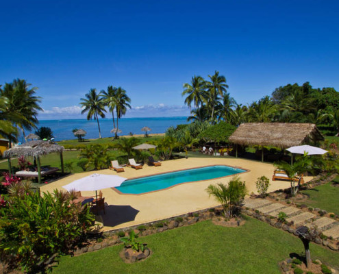 Fiji Resort Idyllic Settings