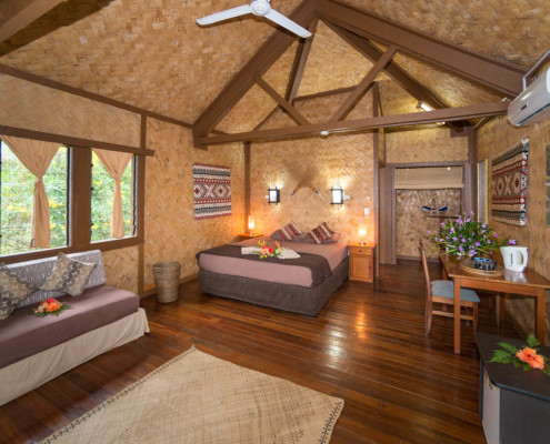 Best Resort Fiji Waidroka Bure Accommodation