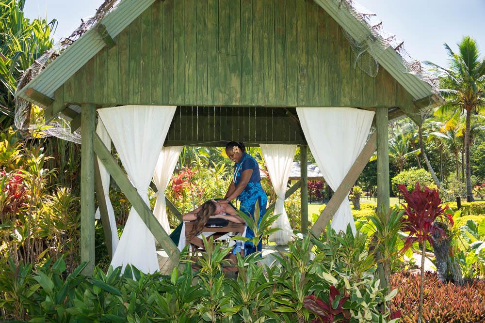 Fiji Spa Resort Massages at Waidroka