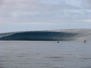 Fiji Surf Resort Pipe like Teahupoo