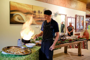 Fiji Restaurant Resort Waidroka Chef