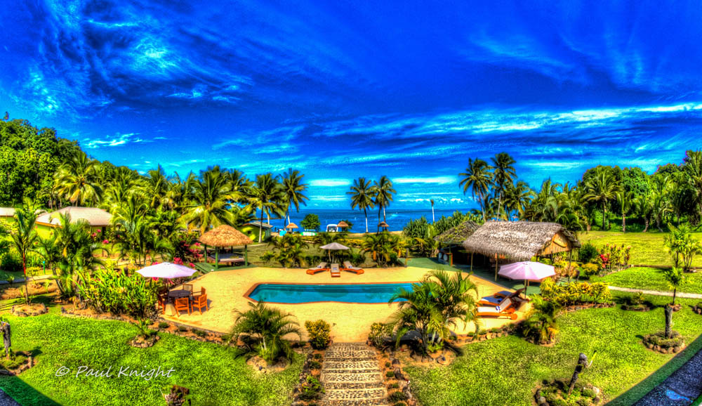 Fiji Resort Amazing Waidroka