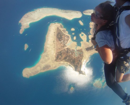 Fiji Skydiving