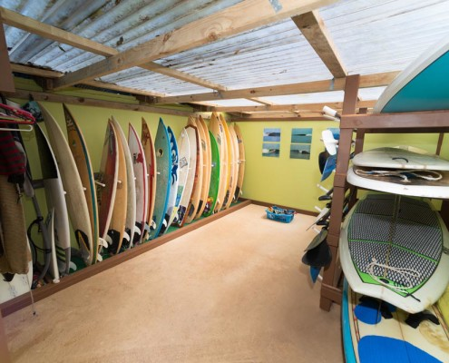 Surf in Fiji Waidroka Surf Shack